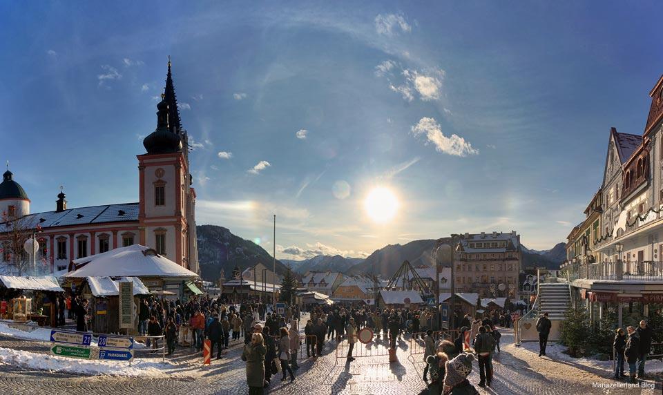 4. Adventsonntag 2011 in Mariazell