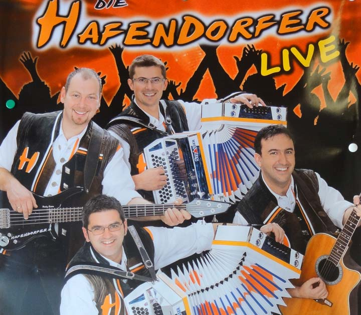 Die Hafendorfer beim Mariazeller Bauernball 2012