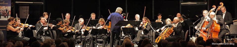 Neujahrskonzert Mariazell 2012