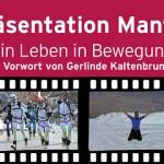 """Buchpräsentation Manfred Tod """"Ein Leben in Bewegung"""""""