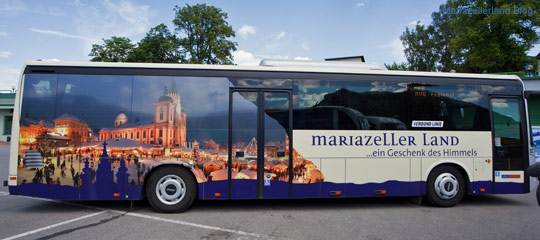 MVG-Bus Mariazellerland