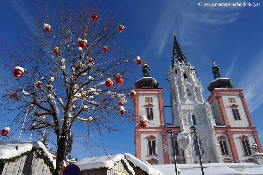 Mariazell-Basilika-Advent_DSC09943. 13. Dezember 2012