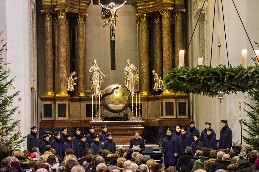Wiener Sängerknaben - Basilika Mariazell