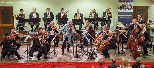Mariazeller-Neujahrskonzert-2013 mit dem Johann Strauß Ensemble
