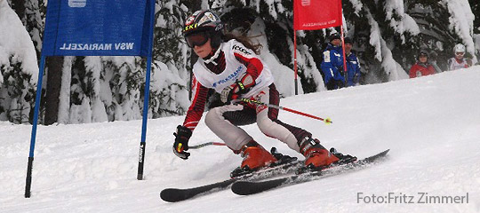 Ski Nachwuchs Voralpen-Cup 2013
