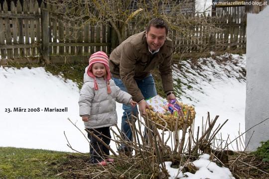 Ostern in Mariazell - 23. März 2008