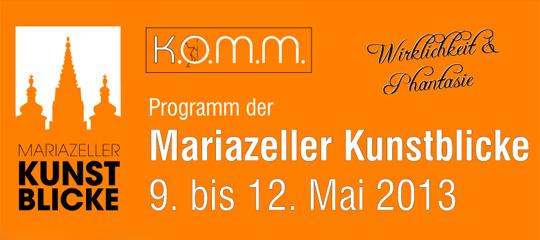 Mariazeller Kunstblicke 2013