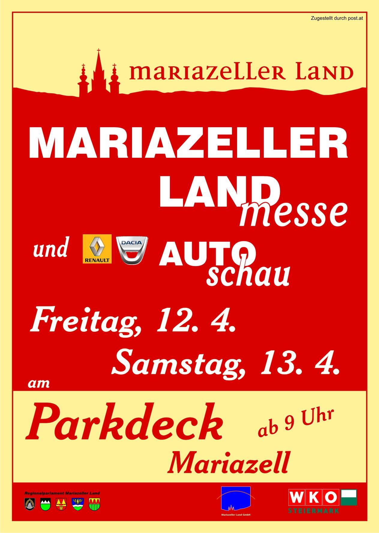 Mariazellerland Messe 2013