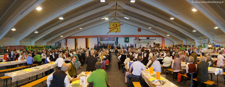 MGV Alpenland Mariazell- 90 Jahr Bestandsjubiläum im JUFA St. Sebastian