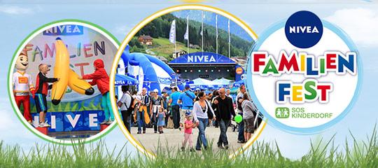 Nivea-Familienfest