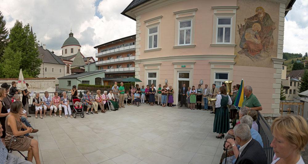 """Betreutes Wohnen """"Salvatorheim"""" Eröffnungsfest"""
