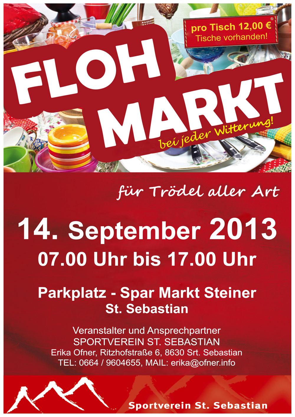 Flohmarkt-Sportverein