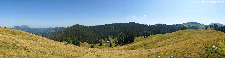 Herrenalm-Panorama