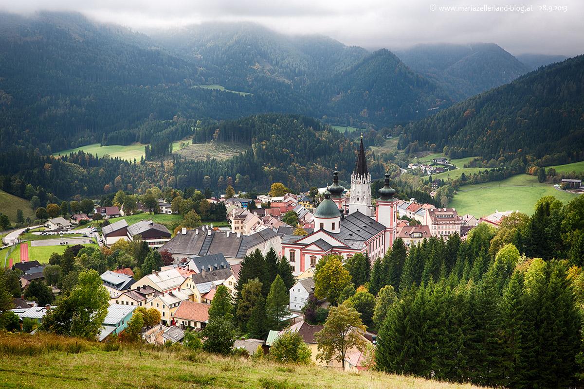Blick-auf-Mariazell
