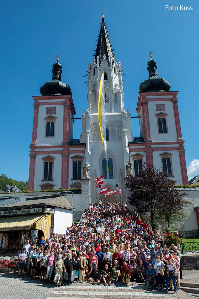 Edlseer-Wallfahrt-Mariazell