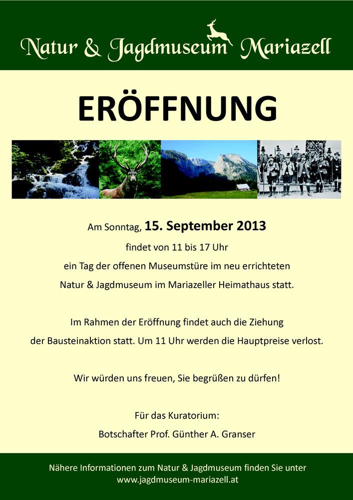 Natur-Jagdmuseum-mariazell-Eroeffnung