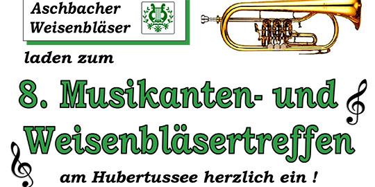 Weisenblasen-Hubertussee