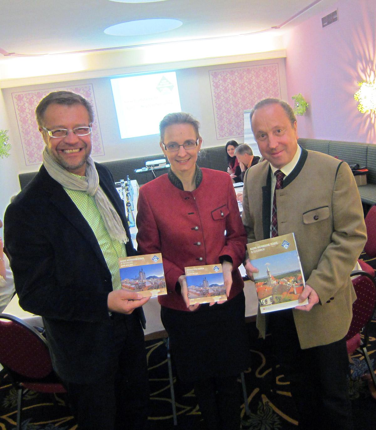 Kleine historische Städte Generalversammlung in Mariazell