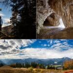Hohlensteinhöhle - Bürgeralpe ab Mariazell Rundwanderung