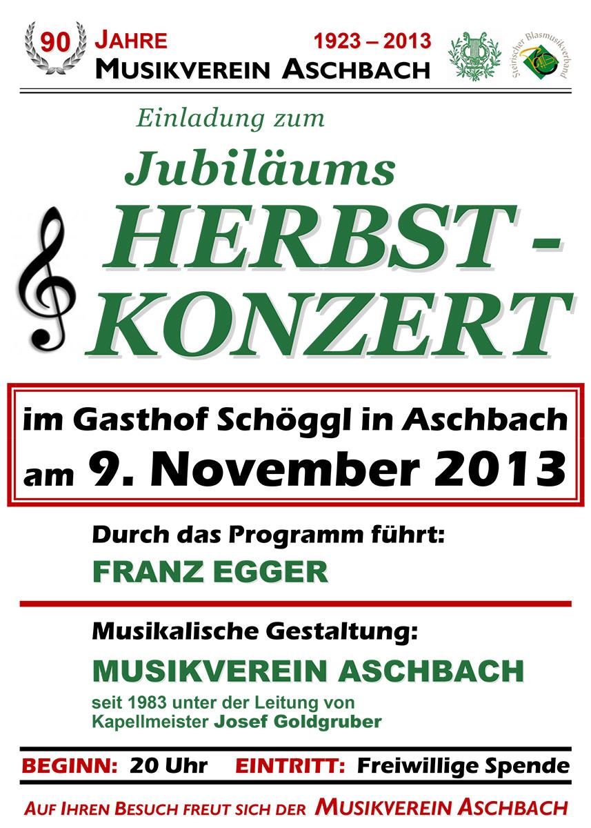 Plakat_Herbstkonzert_2013_ohnePostvermerk