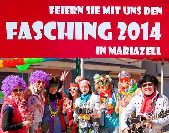 Fasching-Mariazell