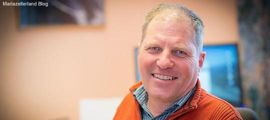 Willi Wohlmuth - Gemeindebediensteter in Mariazell - Menschen aus dem Mariazellerland