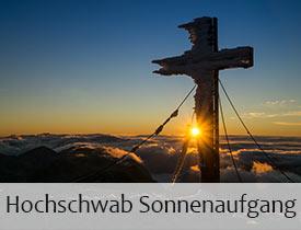Hochschwab-Sonnenaufgang