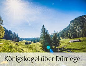 Koenigskogel-Dueerriegel-Falbersbach