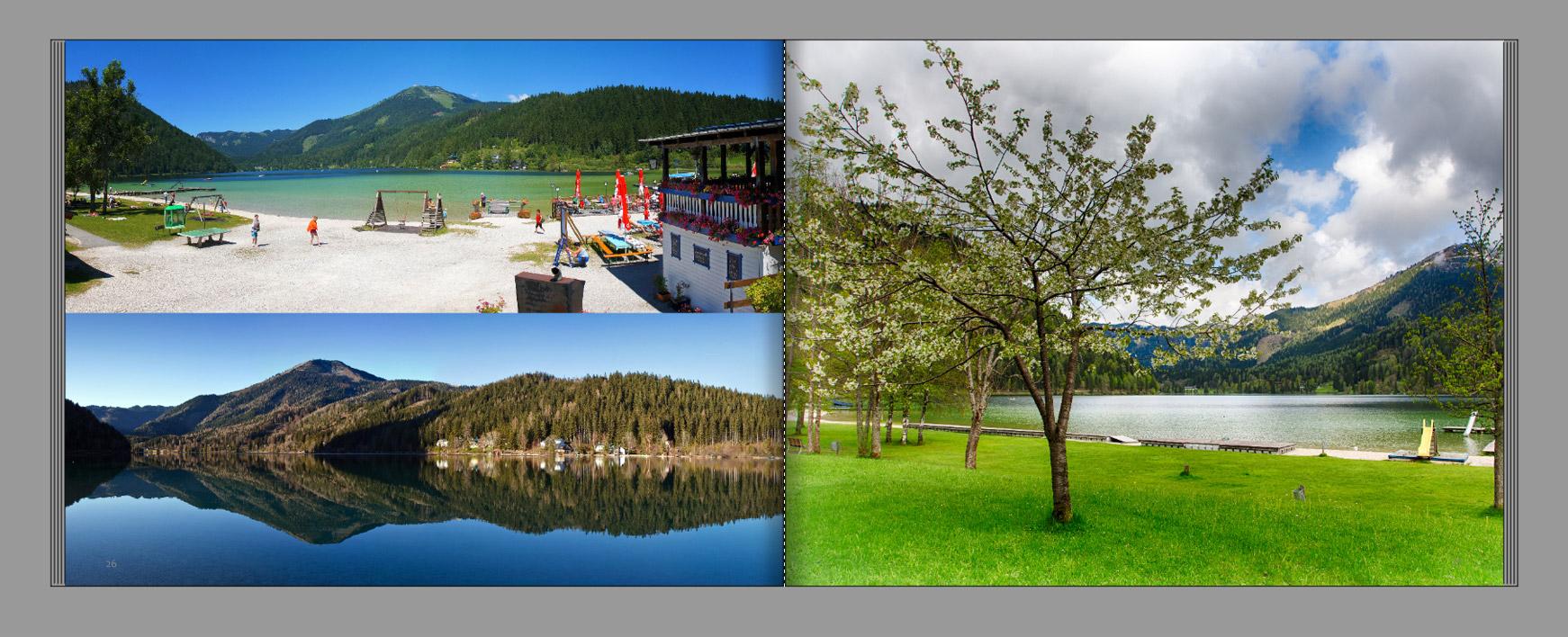 Mariazellerland-Fotobuch-Erlaufsee