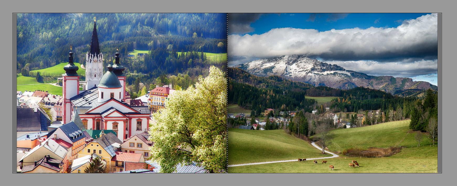 Mariazellerland-Fotobuch-Mariazell-Mitterbach