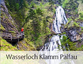 Wasserloch-Klamm-Palfau