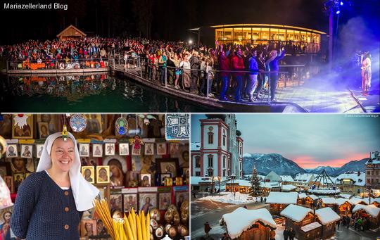 Mariazell-Bergwelle-Advent-Klostermarkt