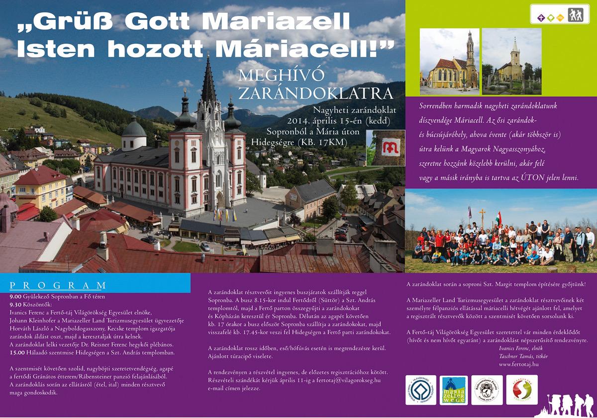 Pilgerwanderung-Ungarn-Sopron