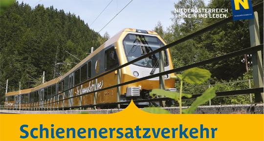 Schienenersatzverkehr-Mariazellerbahn