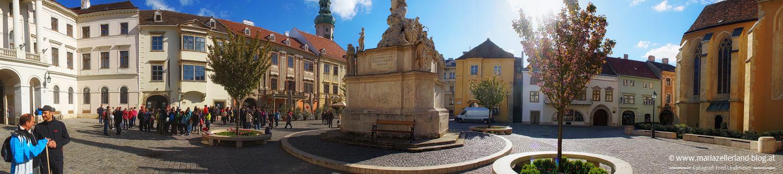 Sopron-Panorama-Pilgerwanderung
