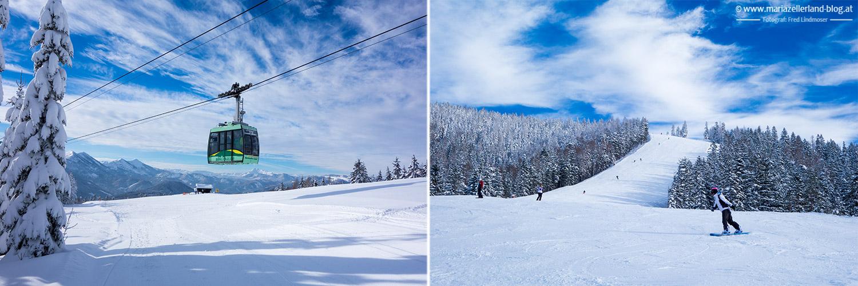 Mariazeller Buergeralpe Winter