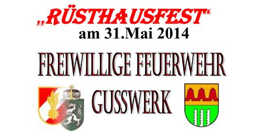 FF-Gusswerk-Feuerwehrfest