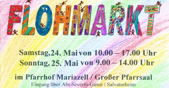 Flohmarkt Pfarre Mariazell