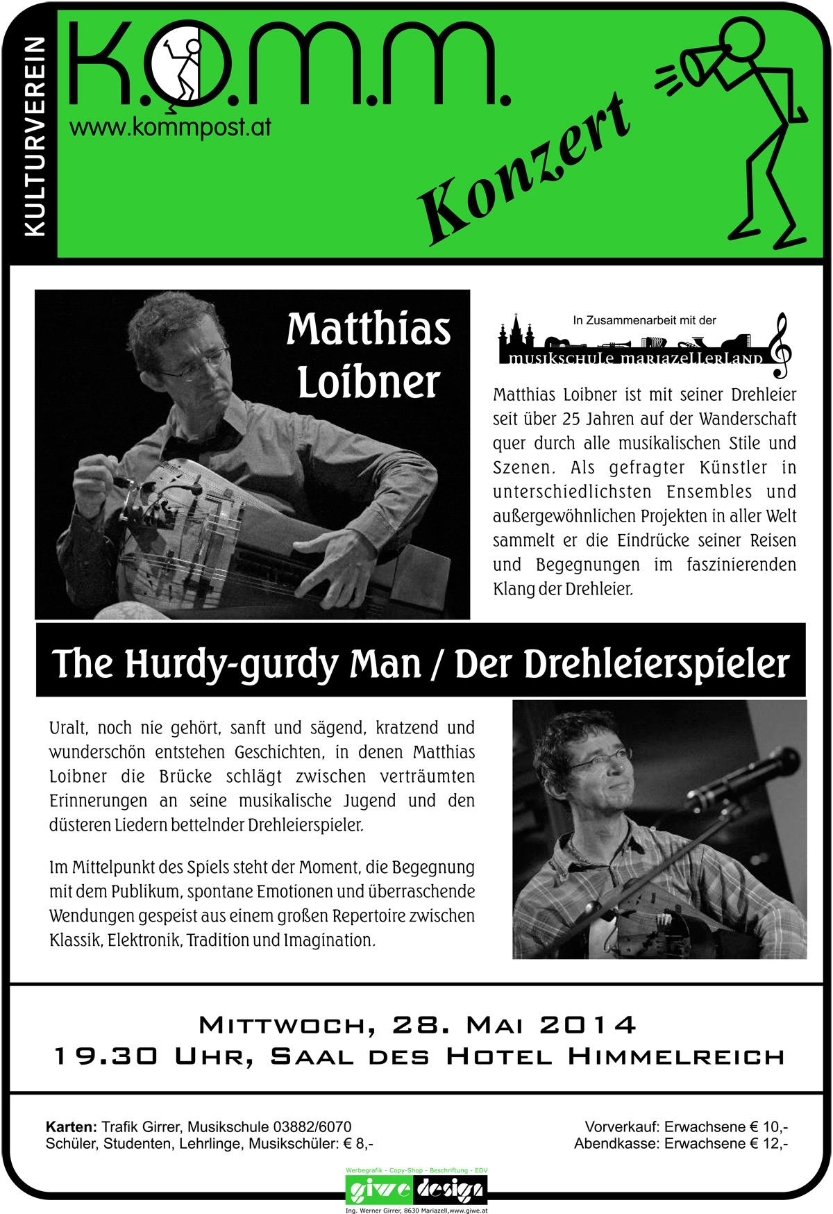Kulturverein-KOMM-Konzert-Matthias-Loibner