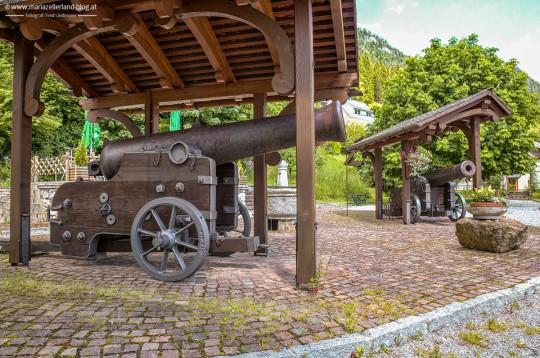Kanonenpark-Gusswerk