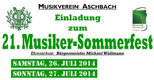 Musikverein-Aschbach