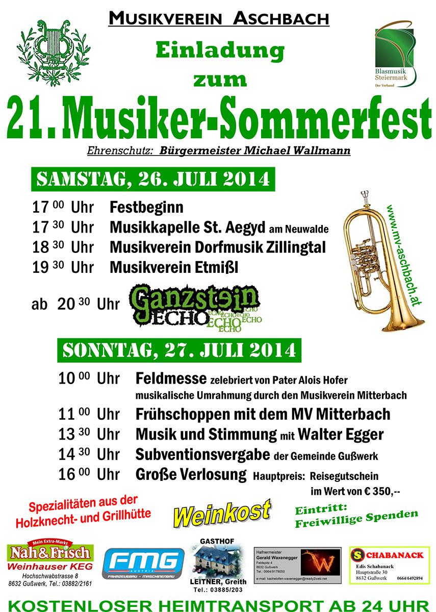 Sommerfest-MV-Aschbach