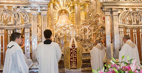 Maria-Himmelfahrt-Mariazell-Basilika-Titel