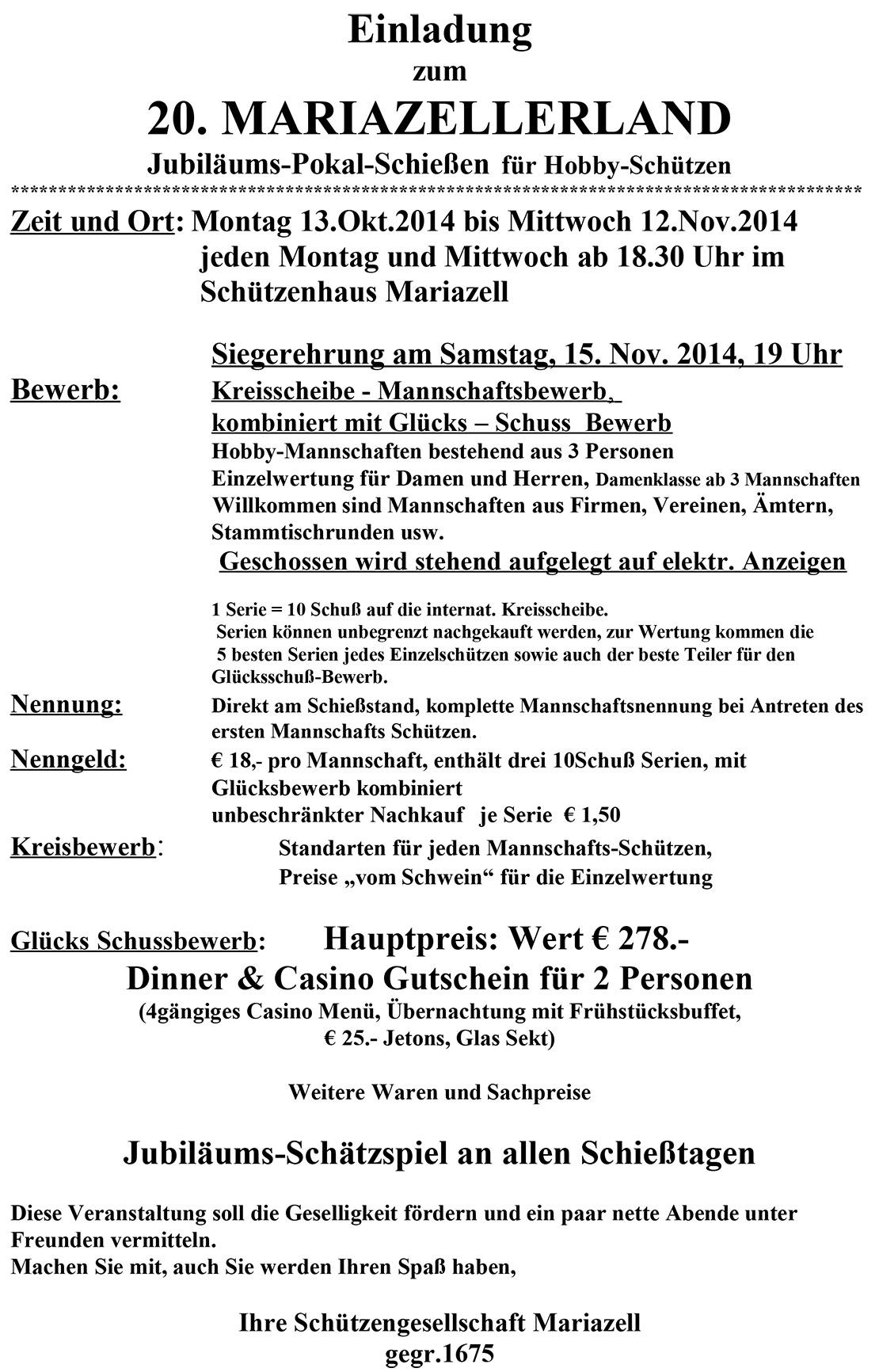Mariazellerland-Pokalschiessen-Einladung-2014