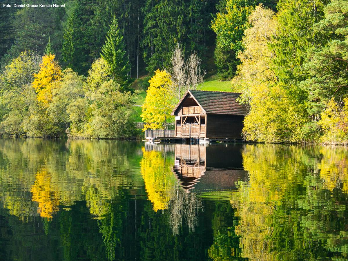 Erlaufsee-Herbst