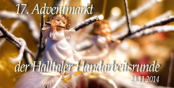 Adventmarkt-Halltal