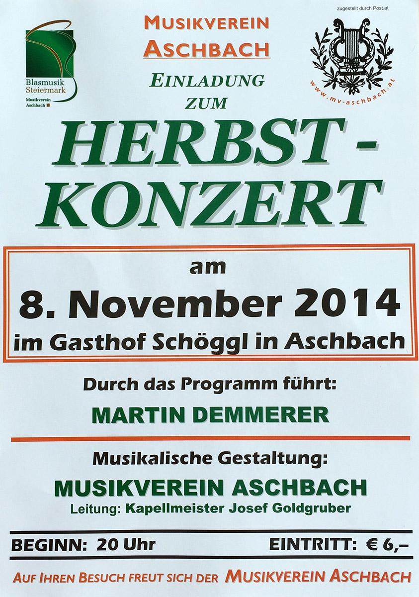 Herbstkonzert-MV-Aschbach