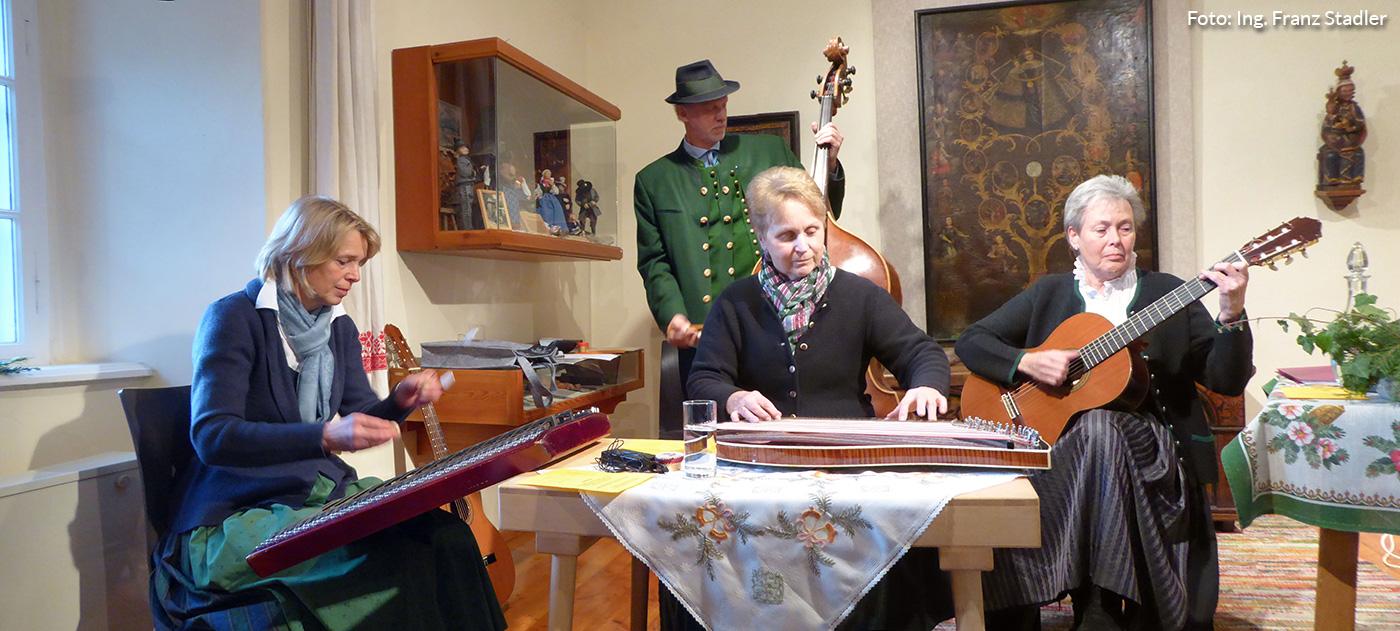 Friedensteiner Stubenmusik und Familienmusik Größbacher