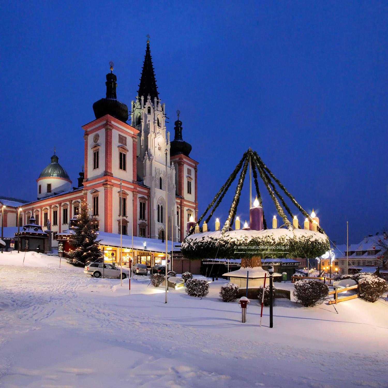 Basilika-Mariazell-Weihnachten