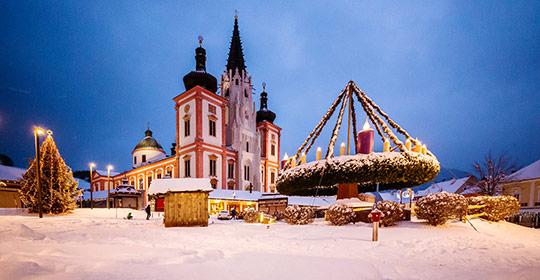 Mariazell-Schnee-Winter-Basilika-_2014_Titel